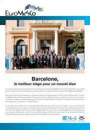 Barcelone, - IEMed