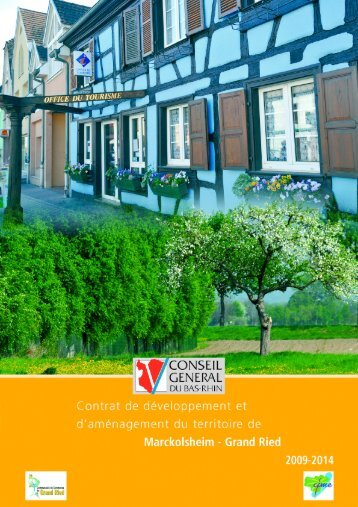 document Conseil general bas rhin CT Marckolsheim
