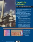 BETE Pollution Control - BETE Fog Nozzle, Inc. - Page 2