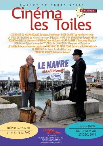 Les Toiles 16-Nov au 27-Dec 2011 - Vallée d'Art