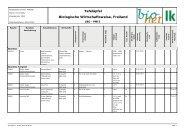 Tafeläpfel Biologische Wirtschaftsweise, Freiland - holzweg
