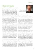Jahresbericht | Rapport d'activité 2009 - Pro Senectute Kanton Bern ... - Page 3