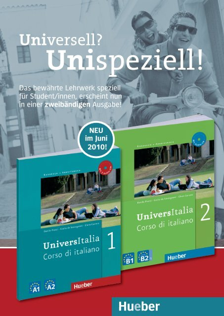 UniversItalia 4-Seiter