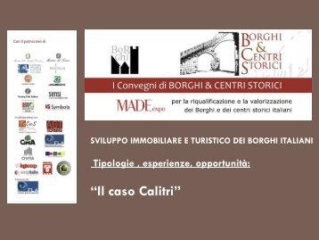 Calitri, il - Borghi srl