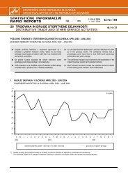junij 2004 - Statistični urad Republike Slovenije