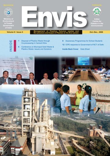 Issue 4 - Oct - Dec 2008 - ICPE