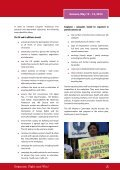 Organize, Fight and Win - IUF Action Program for Equality - AMIEU - Page 3