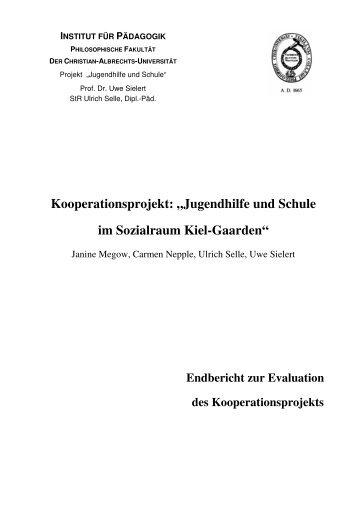 Jugendhilfe und Schule im Sozialraum Kiel-Gaarden