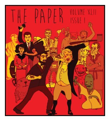 Cover Issue 1.indd - the paper
