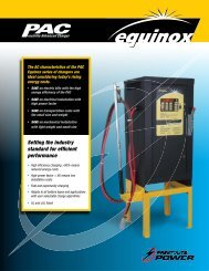 Equinox - Industrial Battery Products