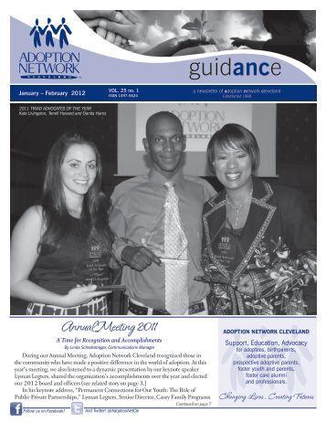 January - February 2012 - Adoption Network Cleveland