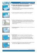 Verlegeanleitung LORO-DRAINJET® Attika-Schnellabläufe - Seite 5