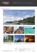 Sail to Komodo Dragons April to October - Whistling Arrow - Page 2