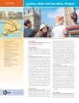 London, Bath and the Eden Project - EF Educational Tours - Page 2