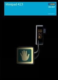 H001D12_MiniPad423_Layout 1 - ASSA ABLOY