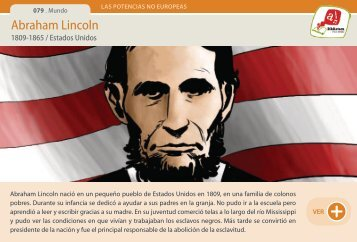 Abraham Lincoln - Manosanta
