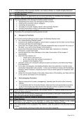 Unit Rules / Work Instructions Emergency Response Team - Page 5