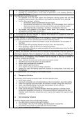 Unit Rules / Work Instructions Emergency Response Team - Page 6