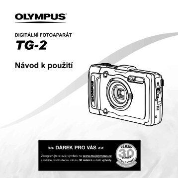 Návod k použití - Olympus