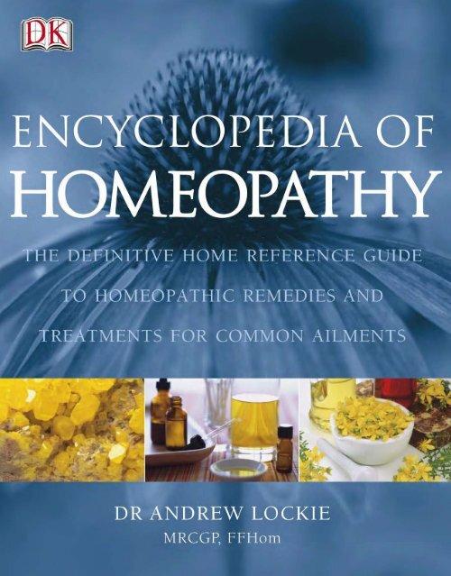 Encyclopedia of Homeopathy