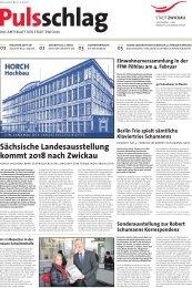 Sächsische Landesausstellung kommt 2018 nach ... - Stadt Zwickau