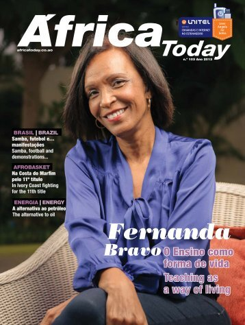 Fernanda - Revista Africa Today