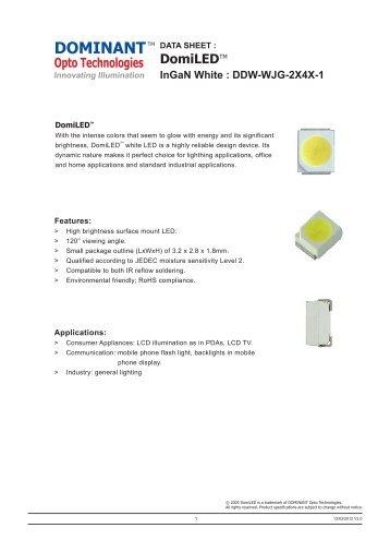 DDW-WJG-2X4X-W - Welt Electronic