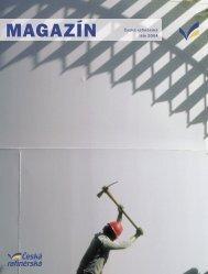 MAGAZIN Česká rafinérská léto 2004 - Česká rafinérská, as