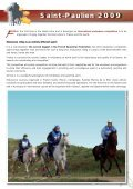 International endurance competition - Endurance Canada - Page 3