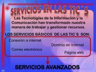 Presentación de PowerPoint - WebColegios