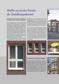 """Fenster in """"acrylcolor weiß"""" – zeitlos schön - Schmitz-Fenster GmbH - Page 2"""