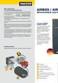 Kolbenkompressoren AIRBOX / AIRBOX CENTER - Seite 2
