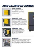 Kolbenkompressoren AIRBOX / AIRBOX CENTER - Seite 4