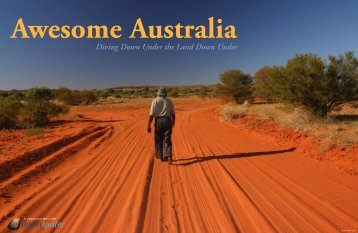Diving Down Under the Land Down Under - X-Ray Magazine