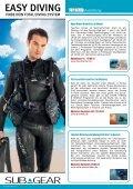 Tauchreisen Ausbildung Neues Equipment Das Top Dive Netzwerk - Page 6