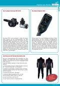 Tauchreisen Ausbildung Neues Equipment Das Top Dive Netzwerk - Page 7