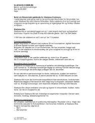 Bilag sag 23.pdf - Gladsaxe Kommune