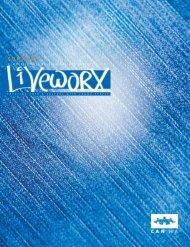 Download Liveworx bulletin Summer 2009 - Community Arts ...