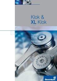 Klok & XL Klok - Tekform