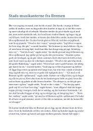 Stads-musikanterne fra Bremen - Jan Thiemann