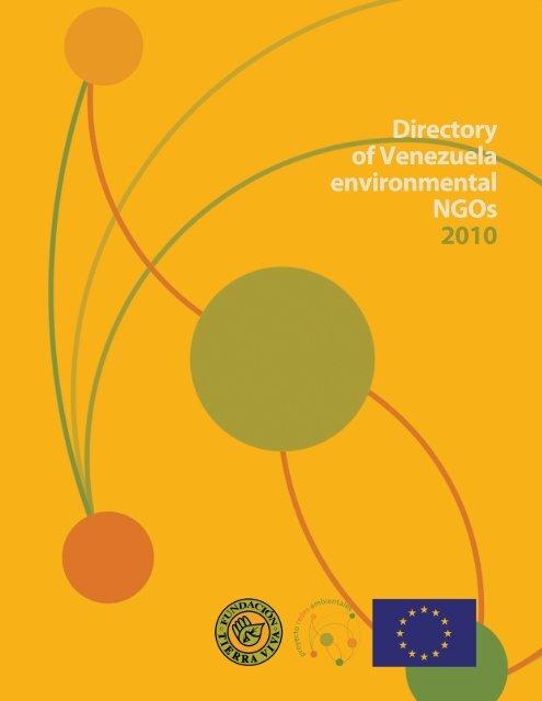 Directory Of Venezuela Environmental Ngos 2010