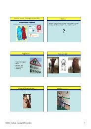 Hand-out presentatie 7.pdf - StudieArena