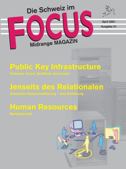 Public Key Infrastructure Jenseits des Relationalen Human Resources