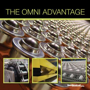 THE OMNI ADVANTAGE - Omni Metalcraft Corp.