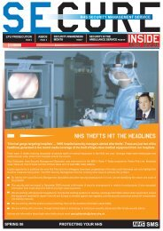 Inside - NHS Business Services Authority