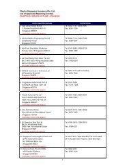 Chartis Singapore Insurance Pte. Ltd. - General Insurance ...