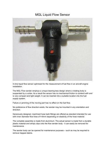 MGL Flow sensor.pdf - MGL Avionics