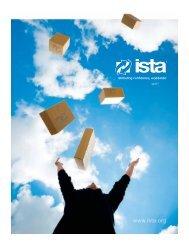 ISTA is certifying confidence. - International Safe Transit Association