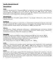 Case IH – Maxxum X-Line 140 Dane techniczne: Silnik ... - Tech-Kom