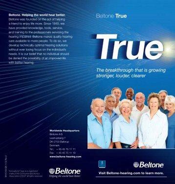 Beltone True - Beltone-hearing.com